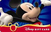 DISNEY Gift Cards GIFT CARD